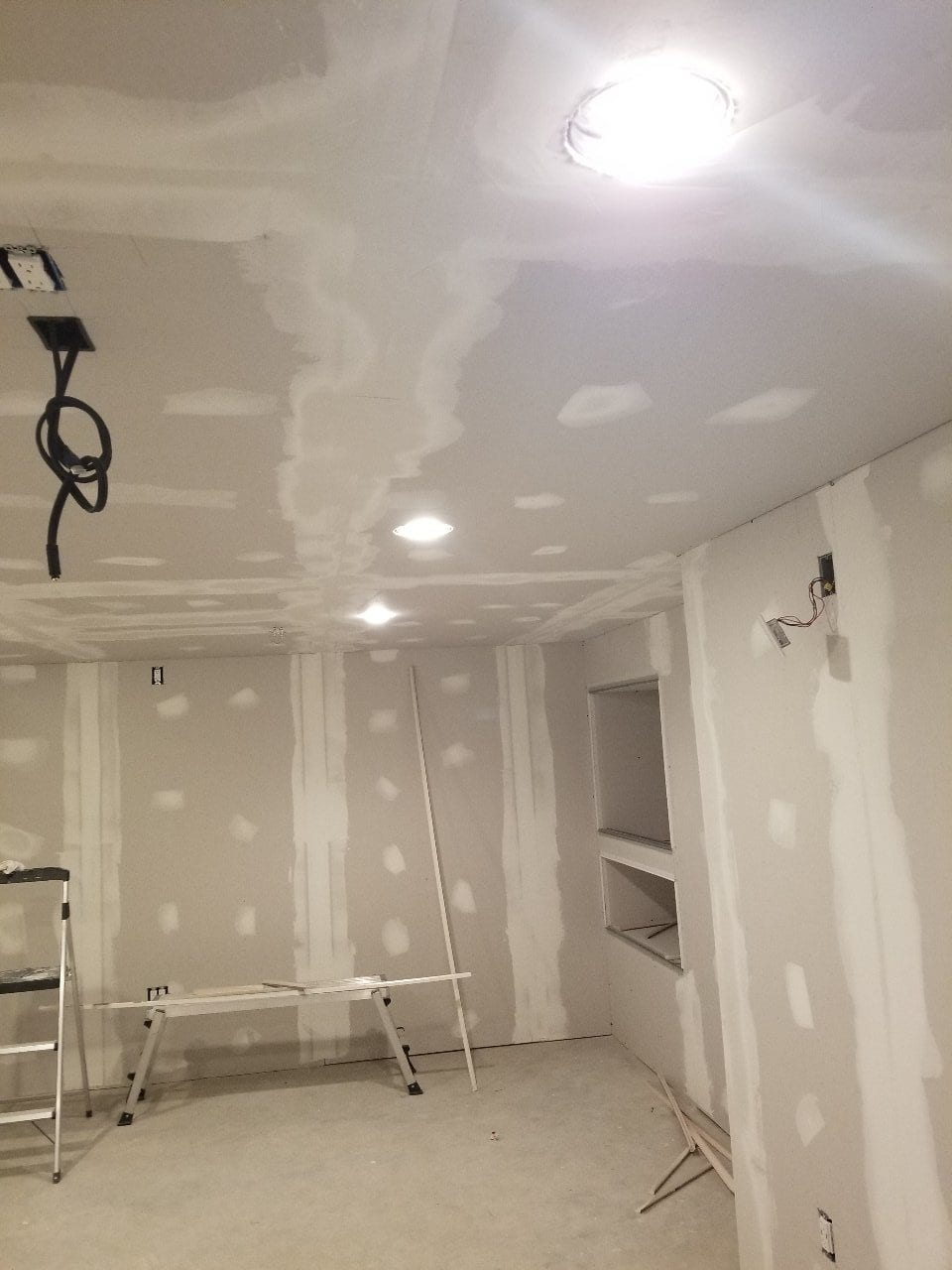 finish basement, drywall, electrical, remodeling, ideas, man cave, home theater, worcester, shrewsbury, metrowest, contractors,