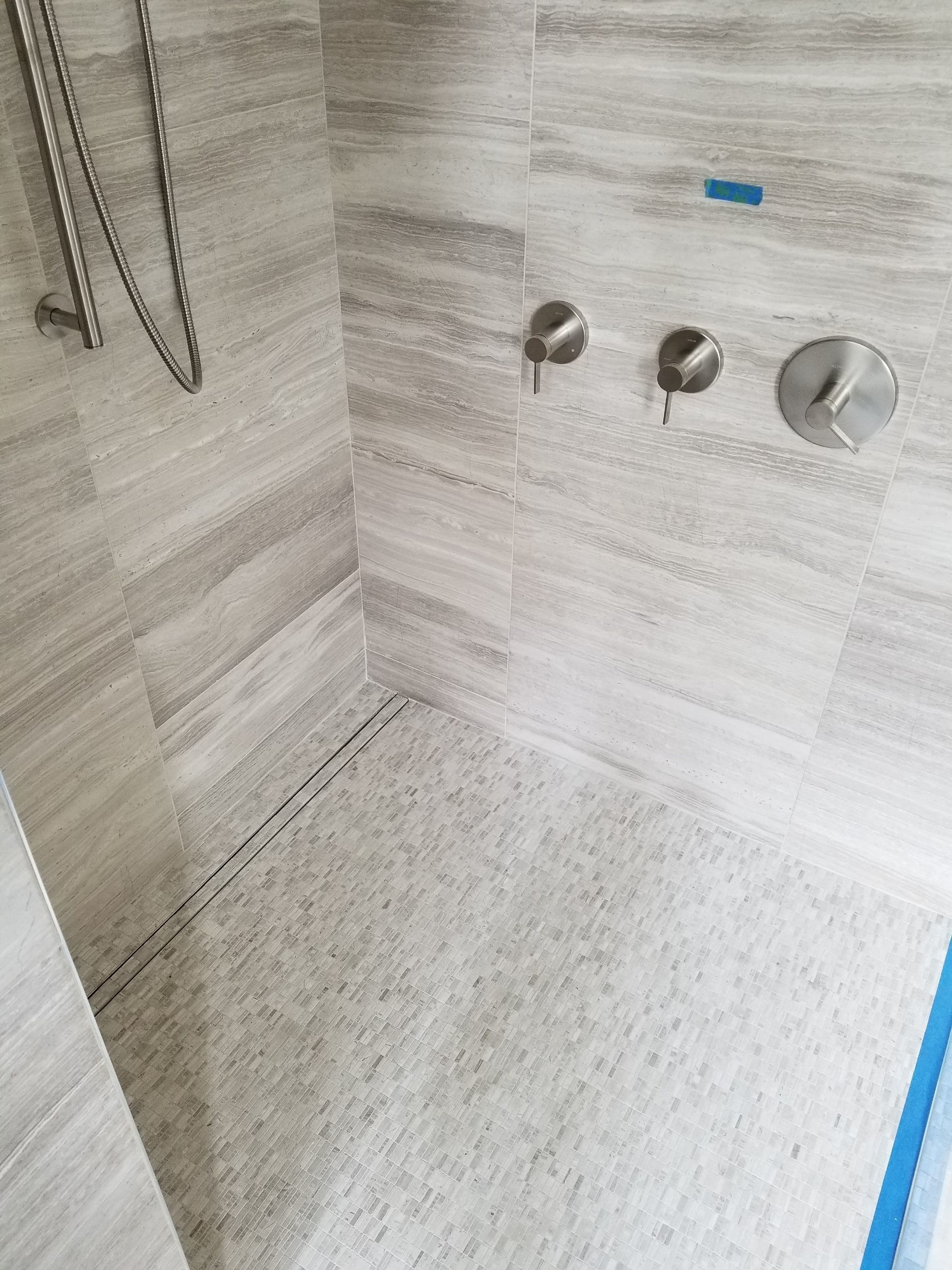 bathroom, remodeling, home solutions, shower controls, tiles, installed, contractors, worcester, shrewsbury, metrowest, remodel ideas,