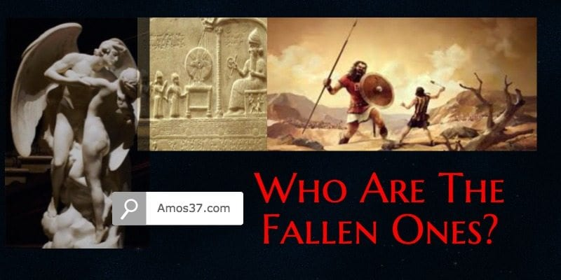 Who are the fallen ones nephilim sons of god documentary