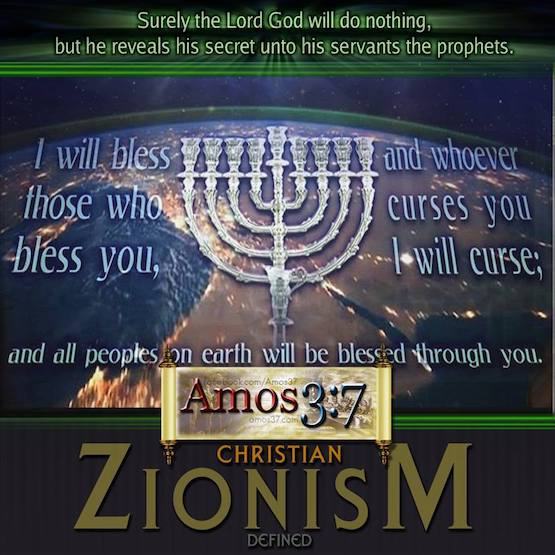 Christian Zionism Defined