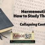 Understanding Error & Hermeneutics Session 03