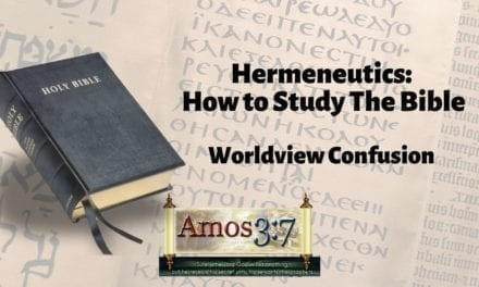 Understanding Error & Hermeneutics Session 05