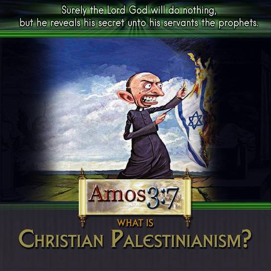 Christian Palestinianism, Replacement Theology,