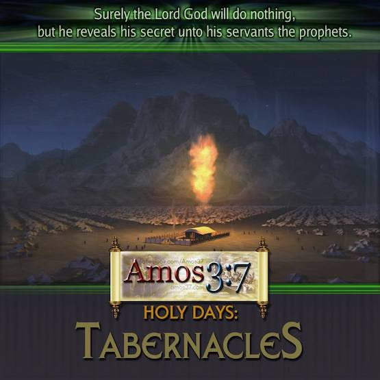 Holy Days: Tabernacles