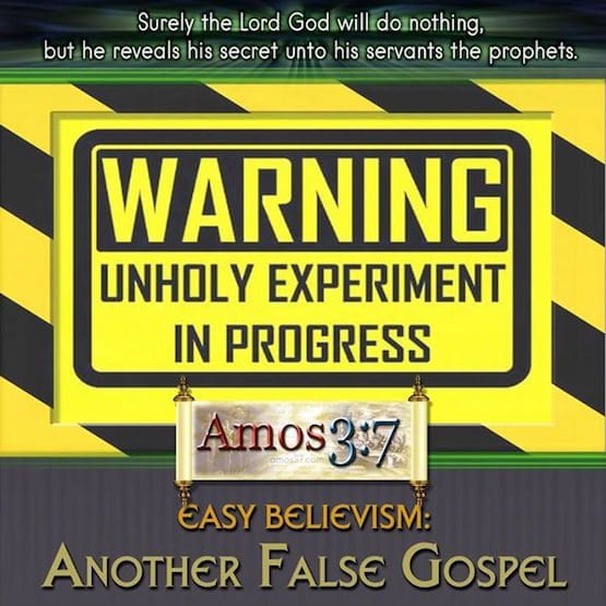 Crossless Gospel Exposed