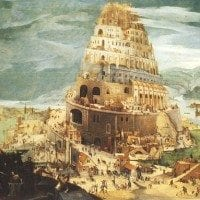 Tower of Babel Mazzaroth Zodiac Beginning of Confusion