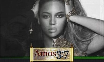 Beyonce & Sasha Fierce Satanic Union