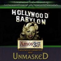 Hollywood,Unmasked,Occult,Agenda,Babylon,