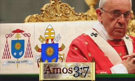 Pope Francis – Decoding the Coat of Arms