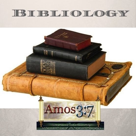 Bibliology Session 12
