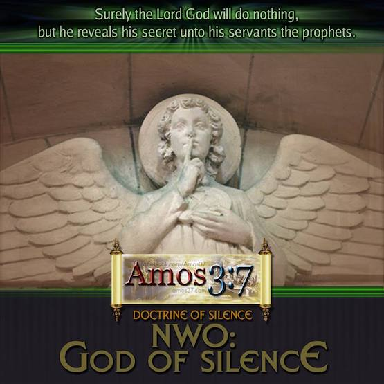 Doctrine of Silence NWO: God of Silence