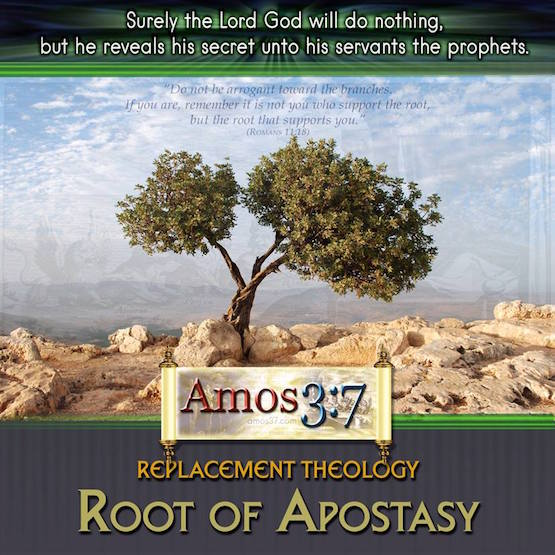 Replacement Theology Root of Apostasy