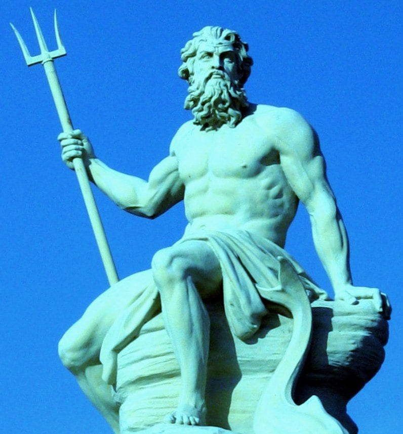 Meet The Greek gods of Mythology: Poseidon