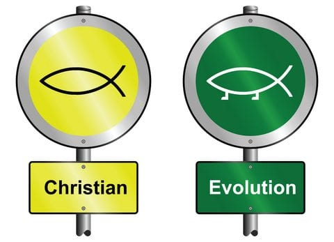 Evolution vs God Debunked