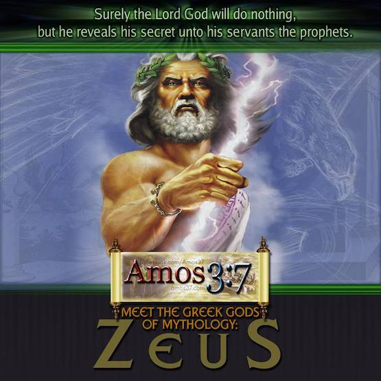 Meet The Greek gods of Mythology: Zeus