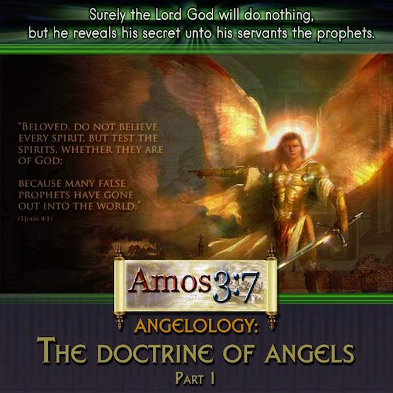 Angelology,doctrine,class,notes,audio,download,study,