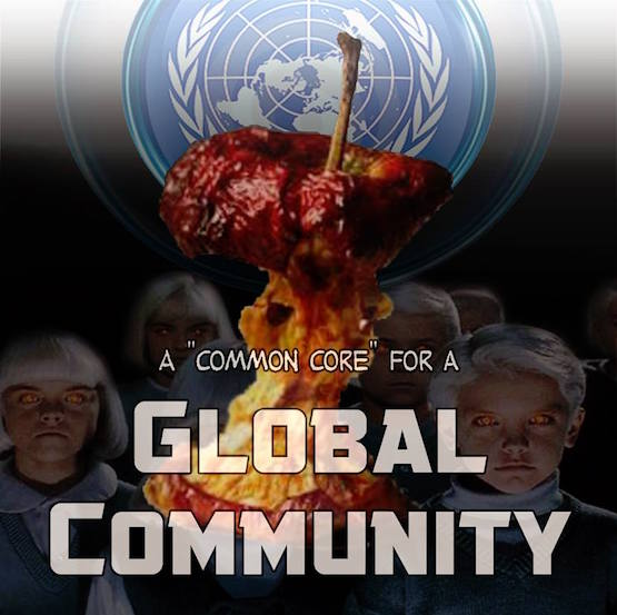 UN, Globalism, One World, Plan, Global Community, Common Core,