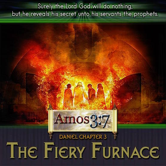 Daniel Chapter 3 The Fiery Furnace