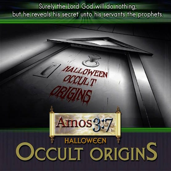Halloween Occult Origins