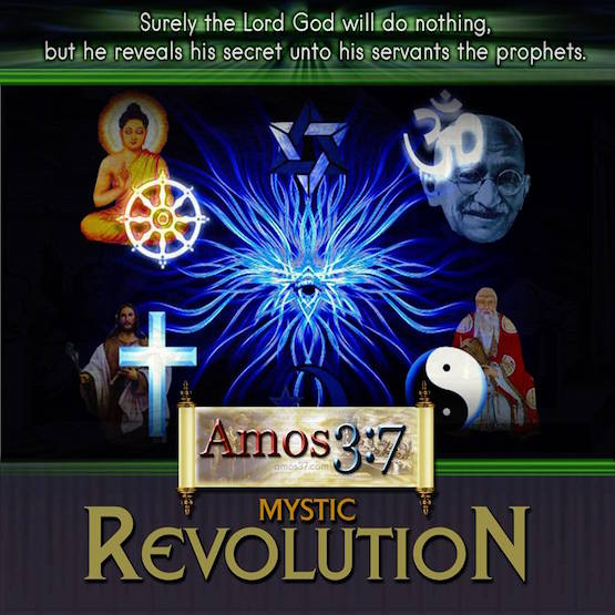 Mystic Revolution With Ray Yungen