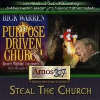 Rick Warren, Purpose Driven, Church,