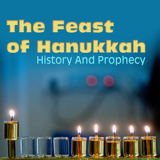 Jesus Celebrated Hanukkah