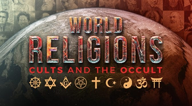 Billy Crone,World Religions,Study,New Age,History,