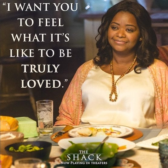 The Shack, Feel Good, heresy, universalsim, apostasy, movie,