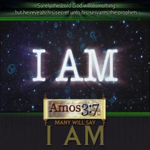 I AM, Gods Name, Antichrist, New Age, Mantra,