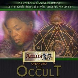 Oprah, Occult, New Age,