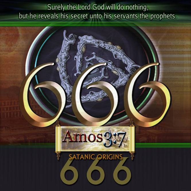 666, Revelation 13, mark, history, Vatican, islam, new age, hindu, beast, number,