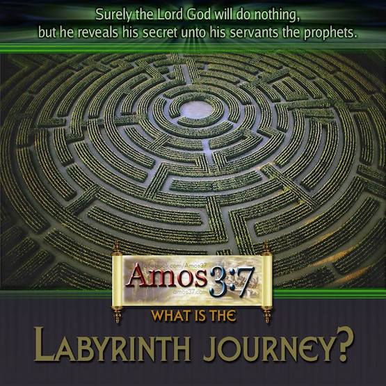 What is The Labyrinth Journey?