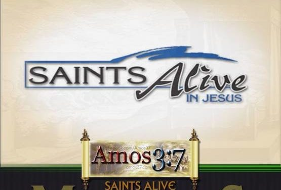 Saints Alive Ministries