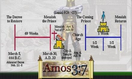 Revelation Session 11: The 69 Weeks