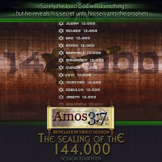 Revelation Session 14 The Sealing of the 144,000