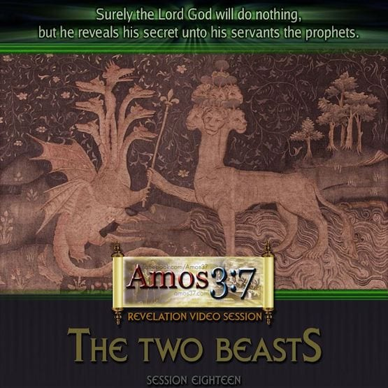 Revelation Session 18 The Two Beasts