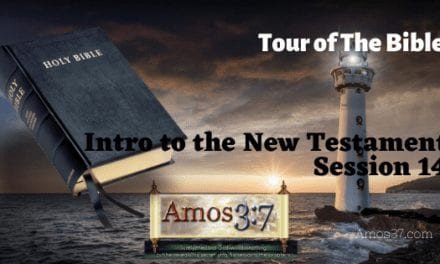 Intro to the New Testament Transcripts, Historical Evidence for the veracity of Scripture.