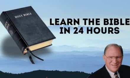 Tour of the Bible: Genesis to Revelation Video Series