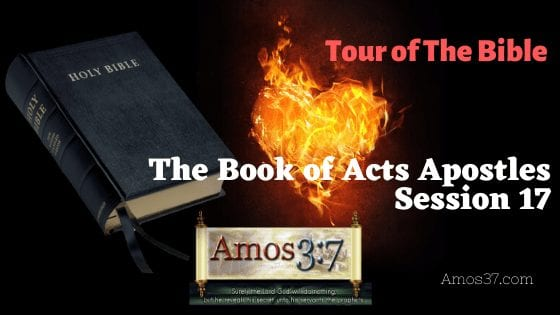 The Book of Acts Bible Study Overview