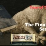The Final Week in The Synoptic Gospels Bible Study