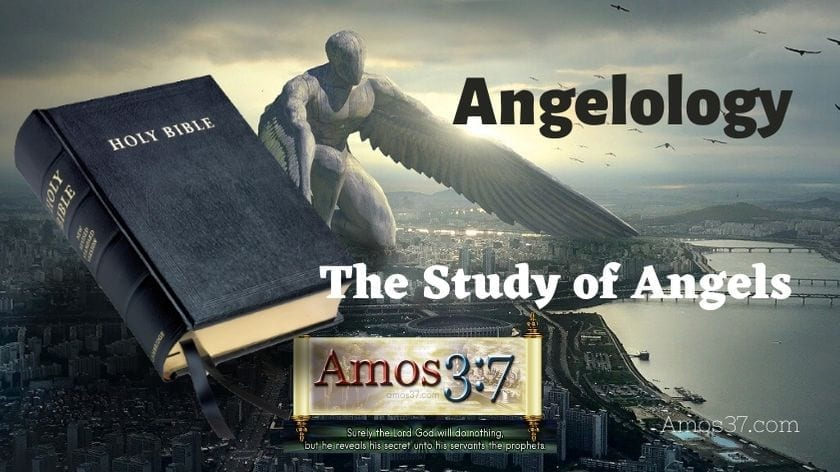 angelology, doctrine, of angels, theology, course, free,