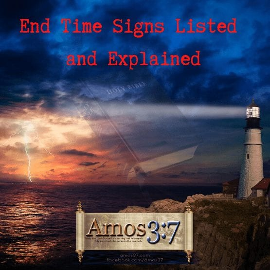 List of Endtime Signs