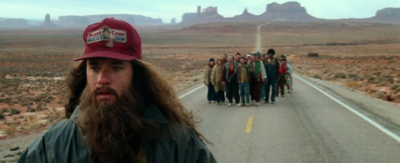 """gump23 The Hidden Messages in """"Forrest Gump"""" About America and Its Destiny"""