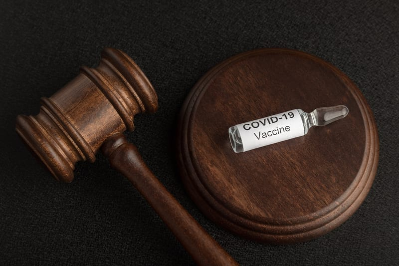 College Students Suing Over State Universities' Vaccine Mandates