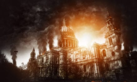 Canadian Civil Liberties Boss Says 'Burn It All Down' as Churches Torched