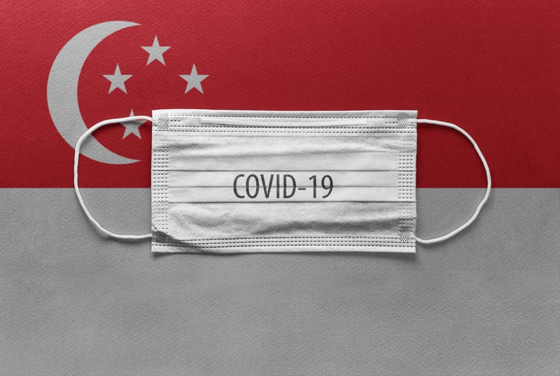 Singapore to Stop Counting COVID Cases and Will Treat Virus Like the Flu