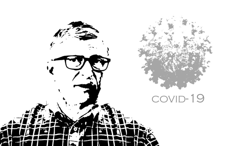 Bill Gates and George Soros to Buyout UK Covid Testing Company