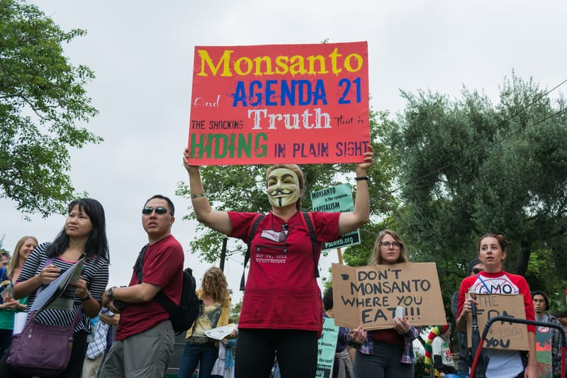 Elderly Woman to Take on Monsanto in Next Trial Over Cancer Claims