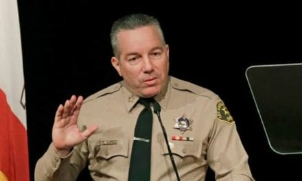 """L.A. County Sheriff Will Not Enforce Indoor Mask Mandate Citing """"Not Backed By Science"""""""