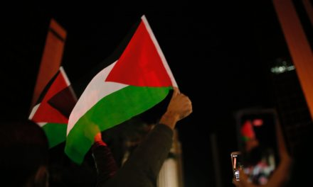Protestors in New York cry 'Globalize the intifada' at demonstration